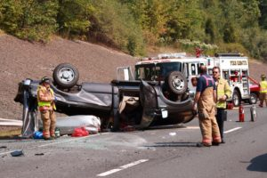 tire blowout - roll over accident attorneys